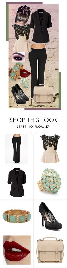 """""""Story_01"""" by beccaxmxoxo ❤ liked on Polyvore featuring Filippa K, Lipsy, Soaked in Luxury, MOOD, Forever 21, Joan & David, Charlotte Tilbury and Pieces"""