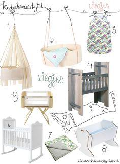 Wiegen / Idee babykamer