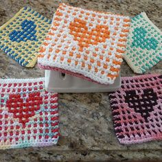 Ravelry: Hearts at Home pattern by Amy Marie