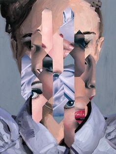 Jeremy Olson, artist based in Brooklyn, New York.