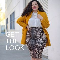 """Plus size leopard pencil skirt It is so hard to find the perfect leopard pencil skirt - especially in plus sizes. (Am I right, ladies?) This skirt is beautiful animal print and is NWOT. I bought it, removed the tags, and by the time I was going to wear it, it was too big.  Lane Bryant size 14 (so it could probably accommodate a 14/16). Elastic at waist, zipper and clasp in the back, also aback slit, and it's lined!  95% polyester 5% spandex lining 100% polyester Measurements: 17 1/2"""" in…"""