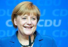 Kanzlerin Merkel: Indirekt den Historiker schon oft zitiert