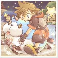 Sora and the Meow Wow Dream Eater