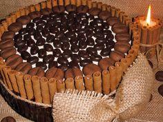 Tort cu cafea - CAIETUL CU RETETE Delicious Deserts, I Foods, Tiramisu, Delish, Favorite Recipes, Ethnic Recipes, Desserts, Blog, Tailgate Desserts