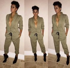Style For Less: Laura Govan's Jumpsuit and Boots