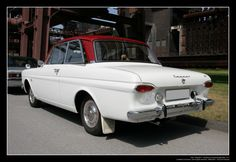 1962 Ford Taunus 12m P4 (04) | Flickr - Photo Sharing!