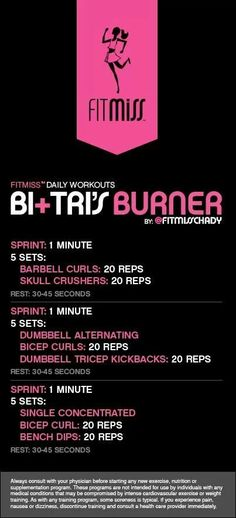 Chest workout by fitmiss. - Health And Fitness Chest Workouts, Gym Workouts, At Home Workouts, Quick Workouts, Workout Exercises, Biceps And Triceps, Biceps Workout, Workout Body, Wod Workout