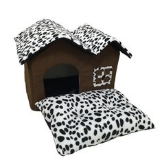 Purchase Pet Dog Cat Bed Puppy Cushion House Soft Warm Kennel Dog House Mat Blanket from Shenzhen Wanweile Network Tech on OpenSky. Share and compare all Pets. Large Dog House, Dog House Bed, Pet Puppy, Pet Dogs, Dog Cat, Bunny Supplies, Pet Supplies, Grande Niche, Diy Dog Bed