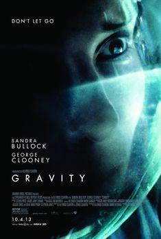 "Gravity Poster - tagline: ""Don't let go"""