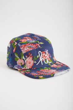 2ff77533b58 Start spring immediately with  In4mation s Floral 5 Panel. Skater Fashion