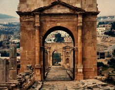 JORDANIA JERASH by druidabruxux, via Flickr >> Back in Time #ExpediaWanderlust