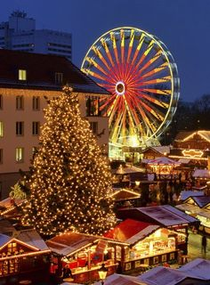 Christmas Markets by Private Jet