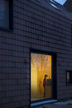 Farmhouse + 2 B&B rooms (CLT timber construction)  Location : Baarle-Nassau (NL) Surface : 250m² Budget : € 325.000 Year : 2014-2016 Status : co