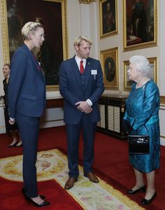 10-18-16 Great Britain's Olympic and Paralympic teams at Buckingham Palace