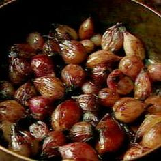 Compote of Shallots