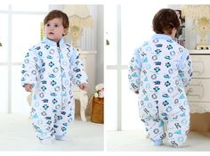 Aliexpress.com : Buy A thick winter cotton infant fashion thick collar child anti kicking quilt sleeping bag straddle from Reliable bag lot suppliers on shenzhen huaying