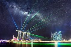 How I Photograph the Milky Way in the Light-Polluted Skies of Singapore