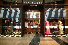Ted Baker Beirut store