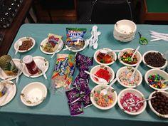 The Show Me Librarian: YA Friday: Cupcake Wars (possible teen program a la Iron Chef) Teen Programs, Youth Programs, Library Programs, Young Women Activities, Activities For Teens, Crafts For Teens, Teen Library, Library Ideas, Library Lessons
