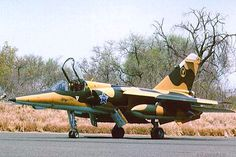 Mirage F1AZ✈South African Air Force