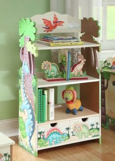 Merveilleux Dinosaur Bookcase Dinosaur Toys For Kids, Kids Dinosaurs, Organizing Kids  Rooms, Kids Room