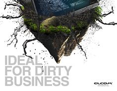 """Check out new work on my @Behance portfolio: """"IDEAL FOR DIRTY BUSINESS_industrial computer poster"""" http://be.net/gallery/59801579/IDEAL-FOR-DIRTY-BUSINESS_industrial-computer-poster"""