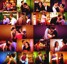 Chandler & Monica :)