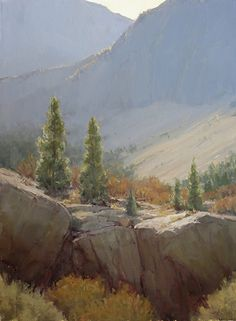 Up the Pass by Kathleen Dunphy Oil ~ 24 x 18 Landscape Art, Landscape Paintings, Landscapes, Paintings I Love, Oil Paintings, Mountain Paintings, Modern Landscaping, Art Auction, Oil Painting On Canvas