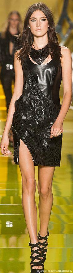 Versace | S/S 2014 RTW