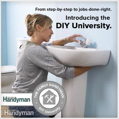 Now headaches aren't included. Introducing the DIY University. Try it FREE!