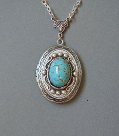 Robins eggTurquoise Glass Cabs in a Classic Oval by charmming, $25.00