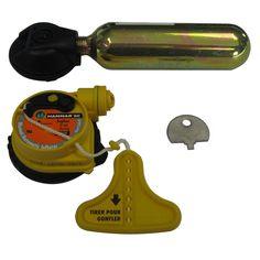 Mustang Auto Hydrostatic Inflator Rearming Kit - https://www.boatpartsforless.com/shop/mustang-auto-hydrostatic-inflator-rearming-kit/