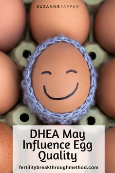 This article discusses research findings suggesting DHEA supplementation may improve IVF outcomes for some women, and could contribute to improved egg quality. Female Fertility, Fertility Diet, Trying To Conceive, Natural Medicine, Acupuncture, Period, Eggs, Health, Fitness
