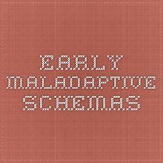 Early Maladaptive Schemas