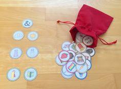 Materialwiese: Material für die zufällige Partner- oder Gruppenbildung in der Grundschule