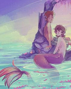 klance by ikimaru