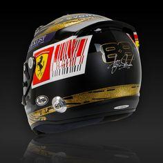 Racing Helmets Garage: JMD-Jens Munser Designs