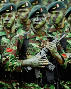 WowShack | Indonesia's Military Strength in Numbers