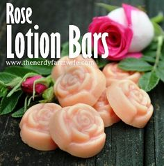 How To Make Rose Lotion Bars | Health & Natural Living