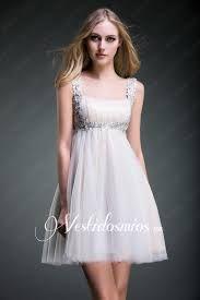 vestido blanco corto formal - Buscar con Google