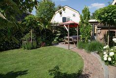 Landelijke tuin uit Kesteren | Inrichting-huis.com