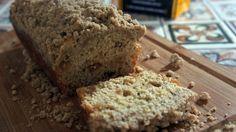 Receita de Bolo de Maçã (New York Crumb Cake, só que com maçã)