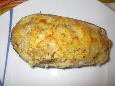 Receita Beringela recheada com couscous, de Asbmesquita - Petitchef