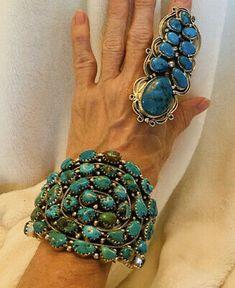 Sterling Silver Cuff Bracelet, Tribal Jewelry, Regional, Ethnic, Turquoise, Jewellery, Bracelets, Rings, Ebay