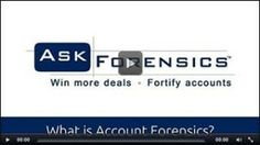 Learn more about AskForensics through video.