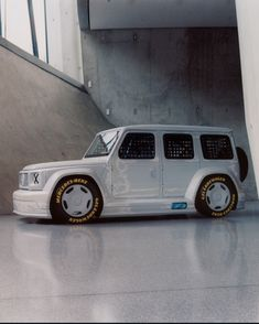 Virgil Abloh and Gordon Wagner recently set to work on reimagining the iconic Mercedes G-Class, and the results are polarizing to say the least.