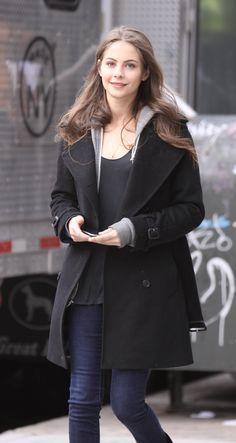 Willa Holland – Gossip Girl set in New York City