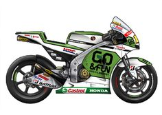 MotoGP 2014 Teams and Riders | RTR Sports - GO&Fun Gresini Honda