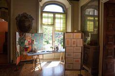Airbnb fills Leonardo da Vinci's Milan mansion with designers' personal curios