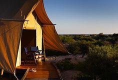 Sal Salis hotel in Ningaloo Reef, Australia